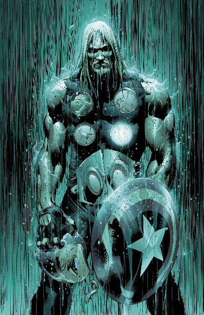 ultimate thor bryan hitch